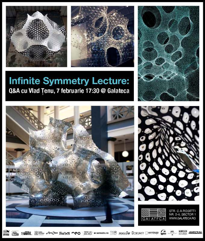 Infinite Symmetry 7 februarie